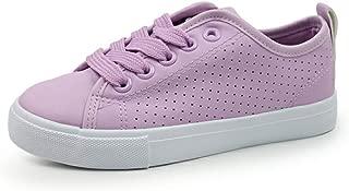 Children Girls Slip On Canvas Sneakers