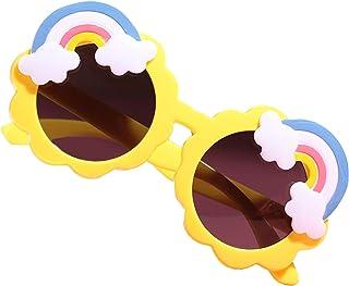 Qtinghua - Gafas de Sol polarizadas para niños pequeños con protección UV para niños, niñas, bebés y niños