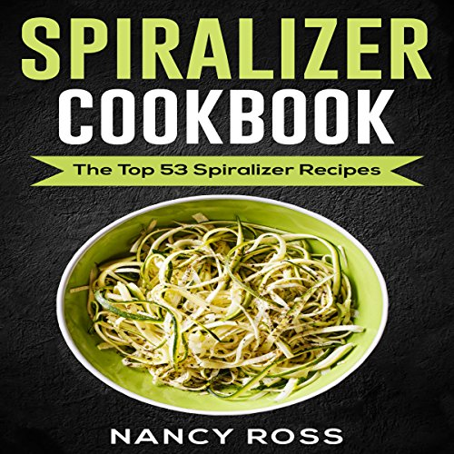 Spiralizer Cookbook cover art