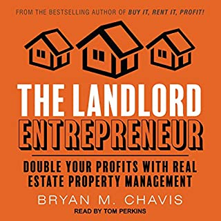 The Landlord Entrepreneur cover art