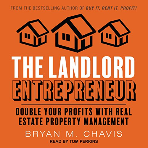 The Landlord Entrepreneur audiobook cover art