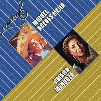 Enlace Amalia Mendoza y Miguel Aceves Mejía