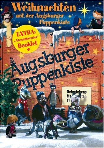 Weihnachten mit der Augsburger Puppenkiste (2 DVDs) - Sonderauflage mit 52seitigem Adventskalender-Booklet
