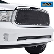 EAG Steel Mesh Rivet Replacement Grille ABS Shell