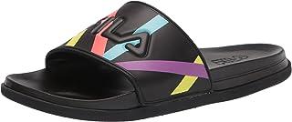 Fila Drifter Lux Stripe womens Slide Sandal