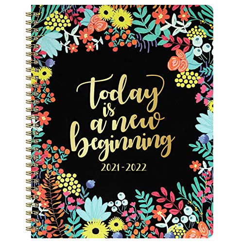 2021-2022 Planner - Jul 2021 - Jun 2022  Weekly & Monthly Academic Planner with to-Do List  8  x 10   Twin Wire Binding Perfect for Planning Your Home or Office