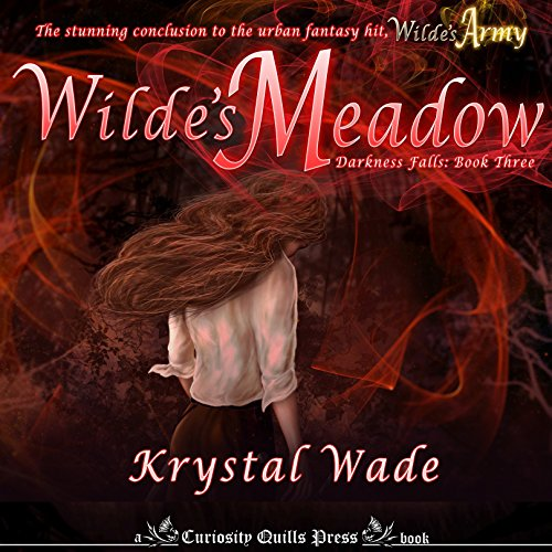 Wilde's Meadow audiobook cover art