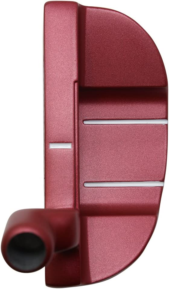 Bionik 105 Red Golf Putter Right Cheap mail order shopping A sale with Style Handed Semi Mallet