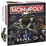 Im MONOPOLY HALO kannst du das Kult-Spiel MONOPOLY mit den galaktischen Schauplätzen des Ego-Shooters spielen. Es ist komplett im HALO Games-Style bebildert. Schließ dich dem Master Chief an, um in dieser speziellen Sammlerausgabe von MONOPOLY die Ko...