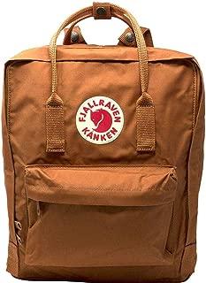 Fjallraven Kanken Backpack, Brick