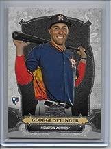 Baseball MLB 2014 Topps Triple Threads #86 George Springer NM-MT RC Rookie Astros