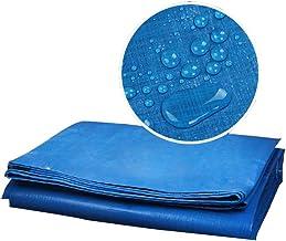 Tarpaulin Waterdichte Heavy Duty - 180gsm - Lichtgewicht PE grondzeil Tarp Sheet Cover,3 * 4m