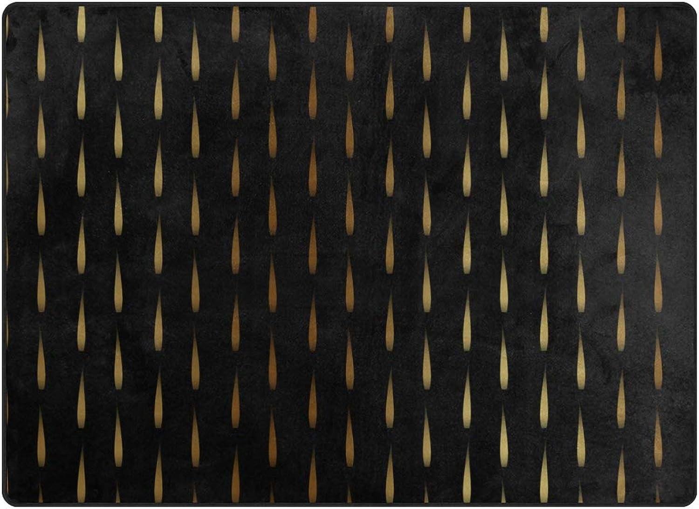 FAJRO golden Line Rugs for entryway Doormat Area Rug Multipattern Door Mat shoes Scraper Home Dec Anti-Slip Indoor Outdoor