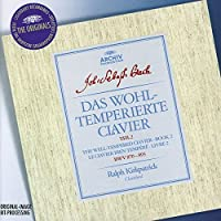 Bach: The Well-Tempered Clavier, Book 2 (BWV 870-893) (2005-09-06)