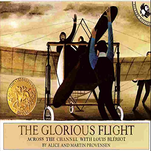 The Glorious Flight cover art