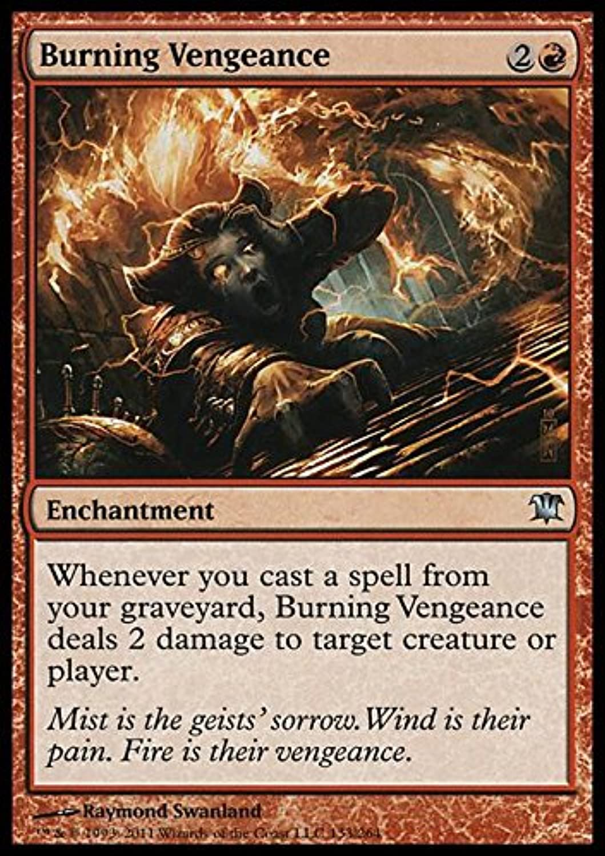 Magic  the Gathering  Burning Vengeance  Innistrad