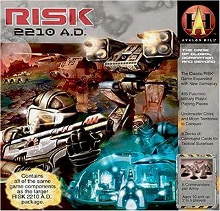 Milton Bradley 88600 - Risk 2210 A.D.