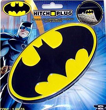 Plasticolor 002209R01 Warner Brothers Warner Bros Batman Hitch Cover 1 Pack