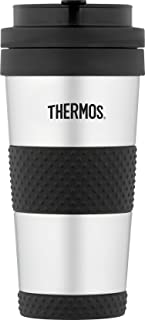 Thermos 14 Ounce Vacuum Insulated Stainless Steel Tumbler, Stainless Steel