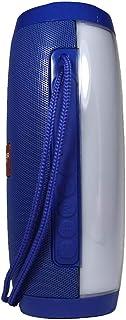 Powerway Wrx18 Işıklı Speaker, Mavi