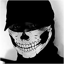 New Skeleton Ghost Skull Face Mask Biker Balaclava Call of Duty COD Costume Game