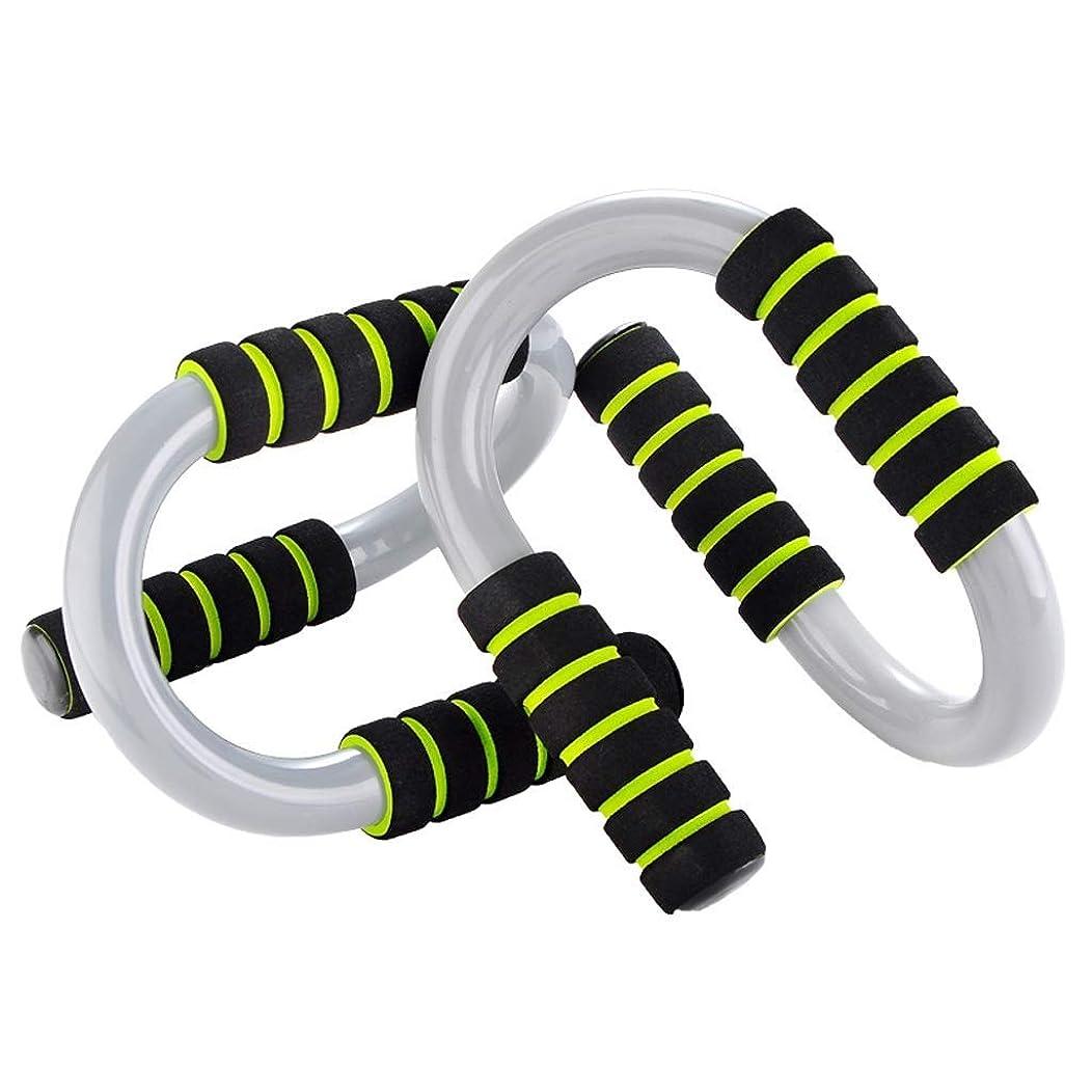 キネマティクス同等の細胞腕立て伏せバーフィットネスアーム筋肉胸筋トレーニング高炭素鋼S型ブラケット、屋内家庭用横滑り防止腕立て伏せトレーニングフィットネス機器