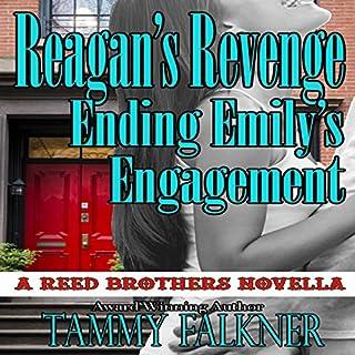 Reagan's Revenge and Ending Emily's Engagement audiobook cover art