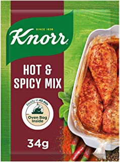 Knorr Hot & Spicy Mix, 34g