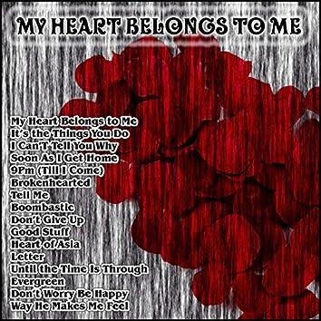 My Heart Belongs to Me