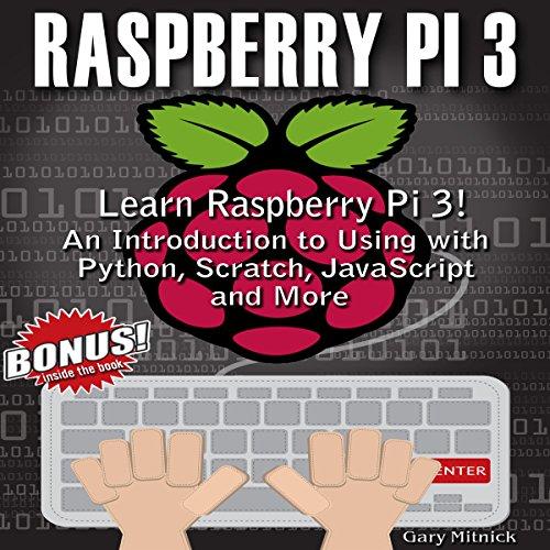 Raspberry Pi 3 audiobook cover art