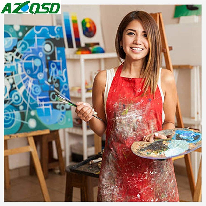 oferta especial KYKDY Pinturas al óleo por número número número Foto de personalidad Personalizada Imagen de bricolaje Dibujo por números Lona para Colorar por números Acrílico, 45x60cm sin marco  calidad fantástica