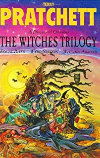 """A Discworld Omnibus: """"Equal Rites"""", """"Wyrd Sisters"""", """"Witches Abroad"""""""