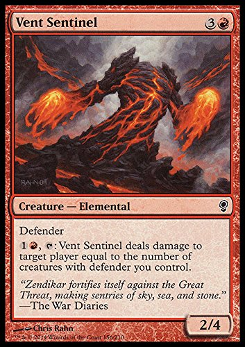 Magic The Gathering - Vent Sentinel - Conspiracy