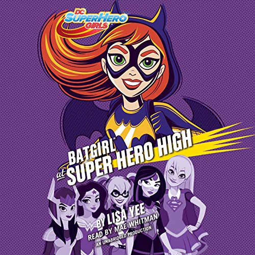 Batgirl at Super Hero High cover art