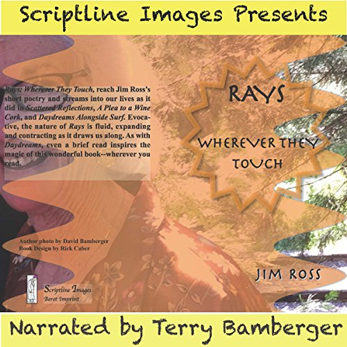Rays: Wherever They Touch audiobook cover art