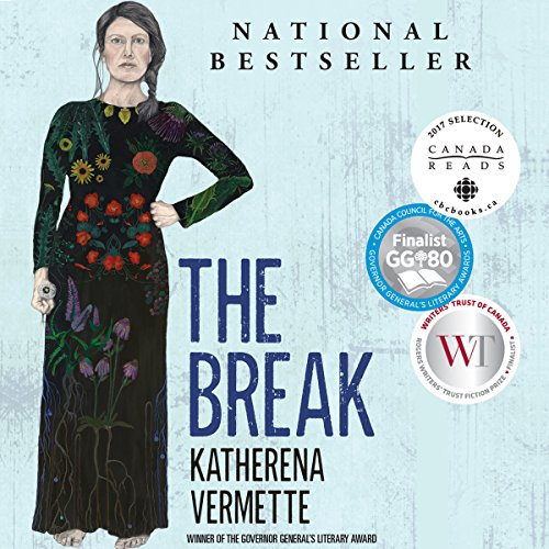 The Break                   Auteur(s):                                                                                                                                 Katherena Vermette                               Narrateur(s):                                                                                                                                 Michaela Washburn                      Durée: 11 h et 21 min     95 évaluations     Au global 4,6