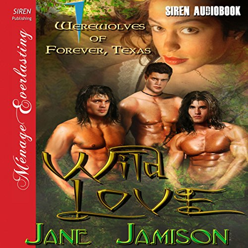 Wild Love audiobook cover art