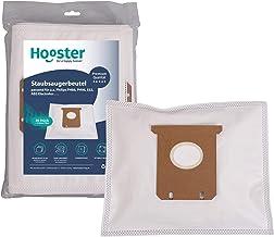 Hooster 30 sztuk worków do odkurzacza pasujących do Electrolux Ultrasilencer Z 3352 / Z3352 Ted 1600W / z dodatkową włókni...
