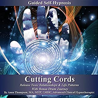 Cutting Cords Guided Self-Hypnosis audiobook cover art