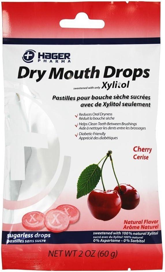 Miradent - Dry Mouth Very popular! El Paso Mall Drops oz. 2 Cherry