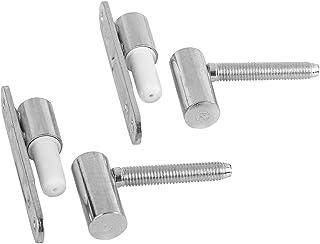 Gedotec deurscharnierkamer deurrenovatie scharnieren metaal verzinkt   deurscharnieren vast te schroeven - boor in   MADE ...