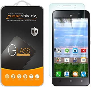 Supershieldz for Huawei Raven LTE H892L (Straight Talk) Tempered Glass Screen Protector, Anti Scratch, Bubble Free
