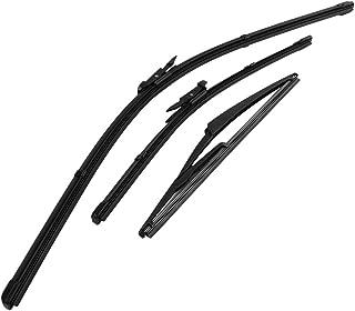 Limpiaparabrisas Trasero para X3 E83 2003-2010 Durable y Perfectamente Compatible