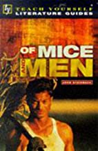 Teach Yourself English Literature Guide Of Mice & Men (Steinbeck)