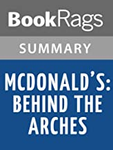 Summary & Study Guide McDonald's: Behind the Arches by John F. Love