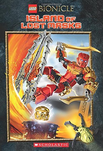 Island of the Lost Masks (LEGO Bionicle: Chapter Book #1) by Ryder Windham (2015-08-25)