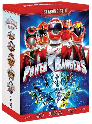 Power Rangers: Season 13-17 [DVD] [Import]