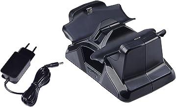 AmazonBasics - Estación de carga para los mandos de la PlayStation 4 DualShock 4