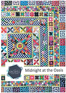 midnight at the oasis quilt