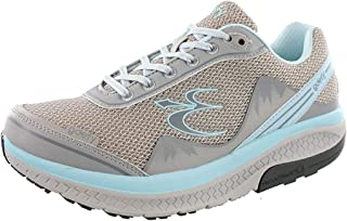 Gravity Defyer Proven Pain Relief Women's G-Defy Mighty Walk - Shoes for Heel Pain, Foot Pain, Plantar Fasciits